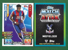 Crystal Palace Wilfried Zaha Ivory Coast 85